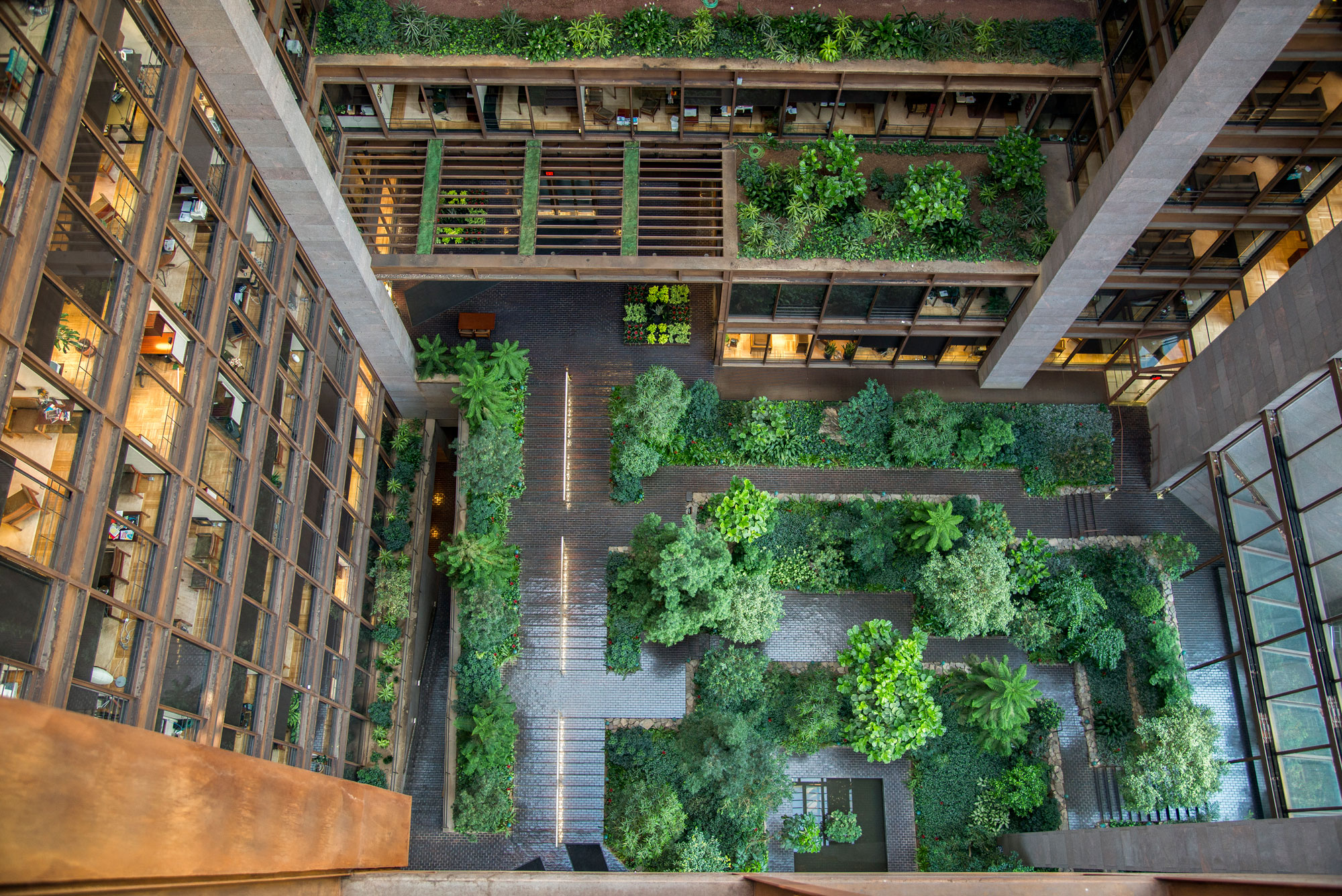 Ford Foundation Building, Manhattan