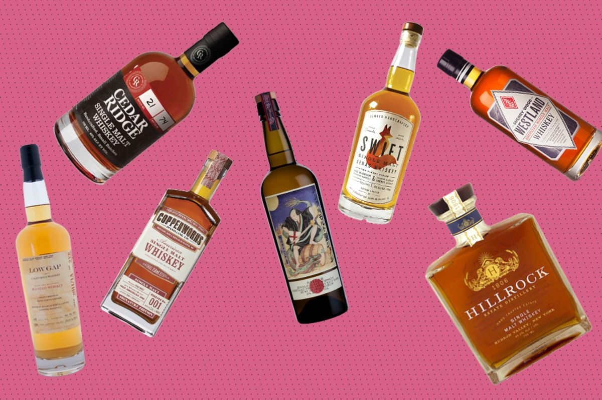 What Tariffs? American-Made Whiskeys for Single Malt Scotch Fans