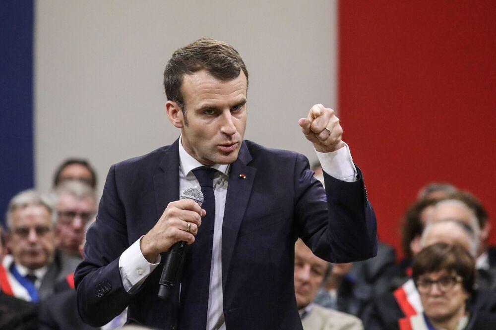 Πώς ο Macron θα αναζωπυρώσει τη γαλλική του επανάσταση