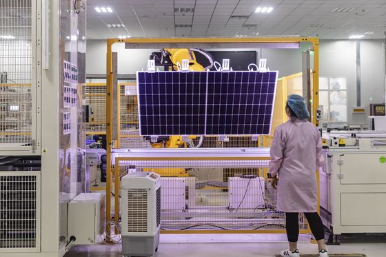 How China Beat the U.S. to Become World's Undisputed Solar Champion