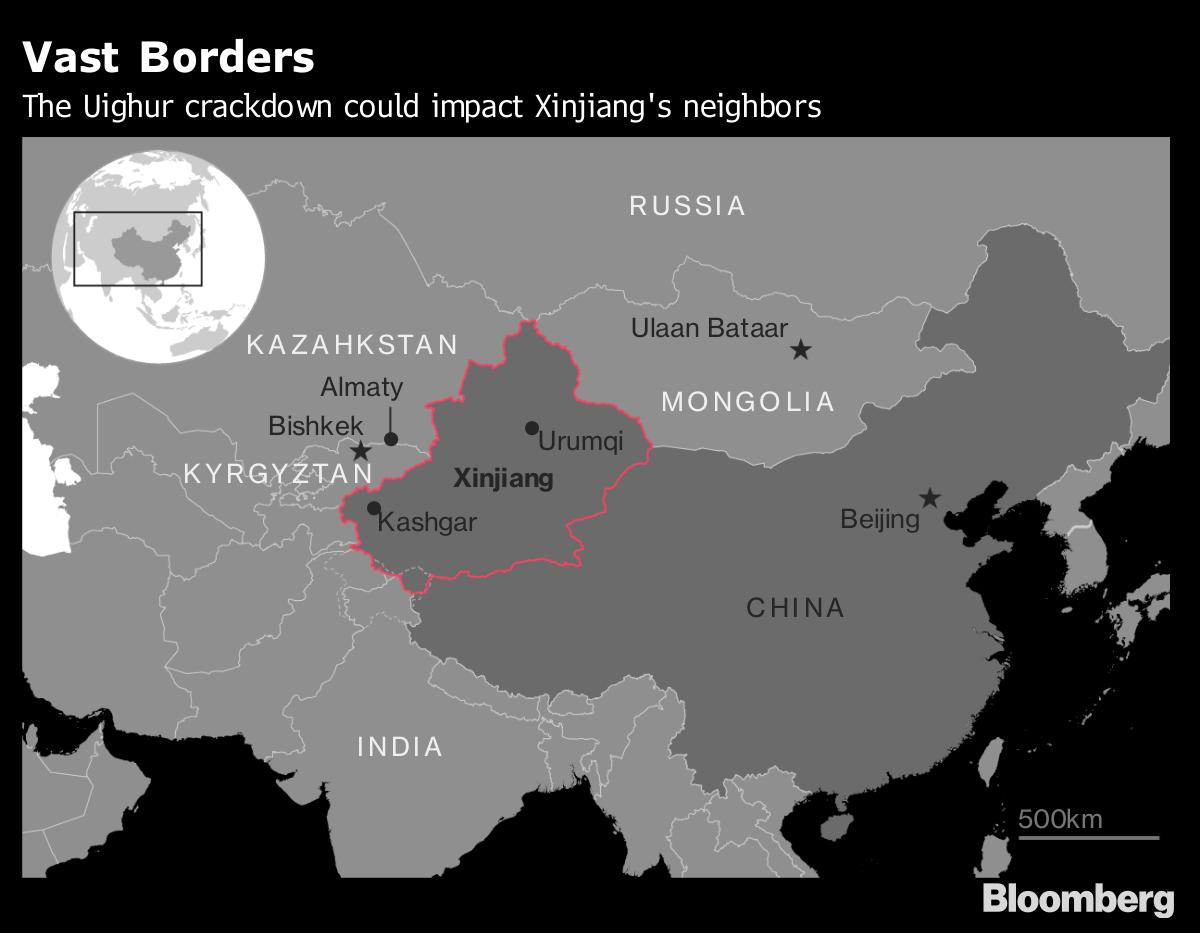 China Uighur Muslim Detention in Xinjiang Region: What to