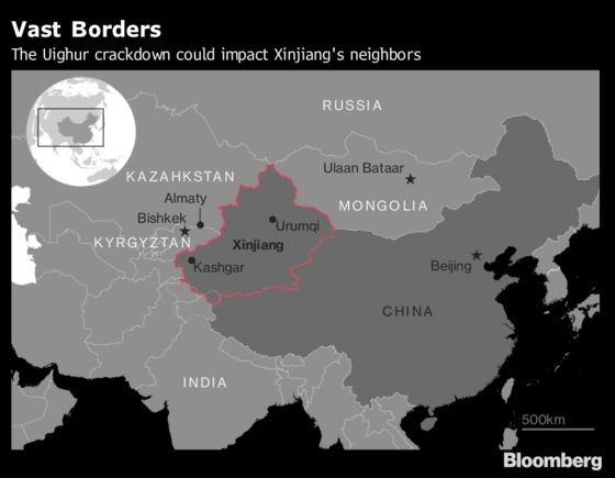 China Has Detained Up To A Million Muslims. Here's What You Need To Know