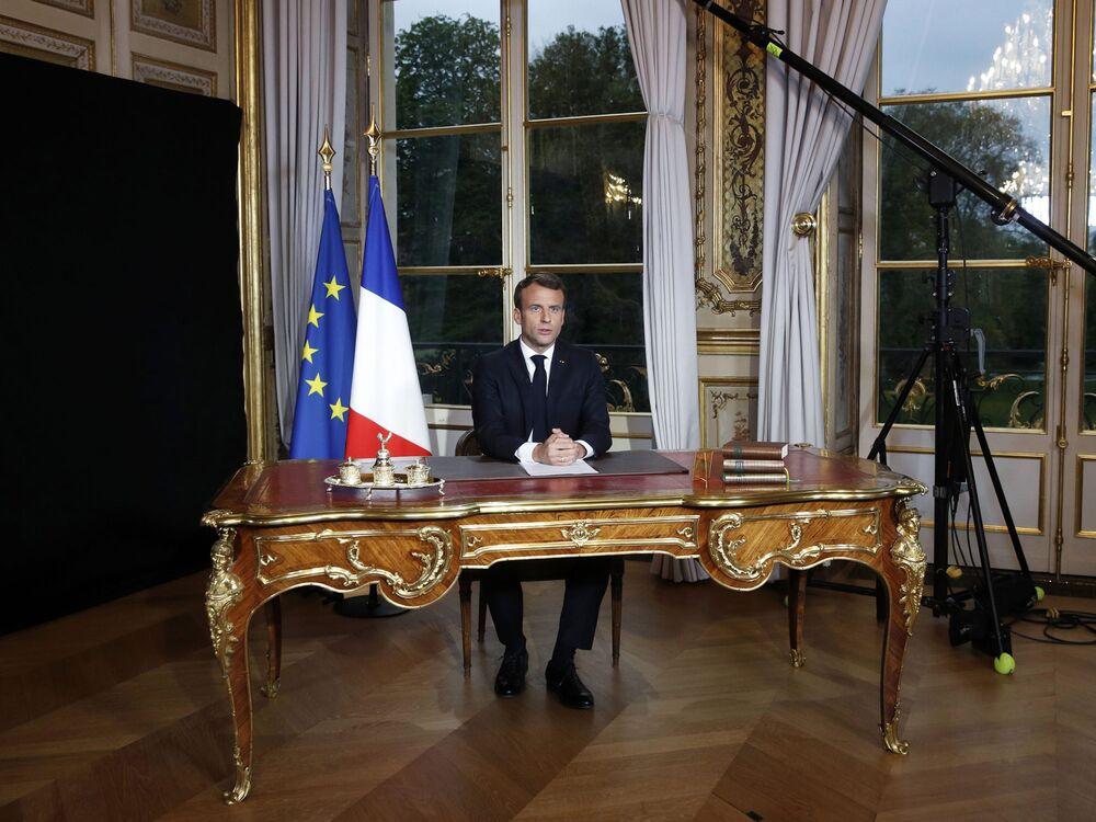 Macron May Unveil Tax, Pension, ENA Plans Early Next Week