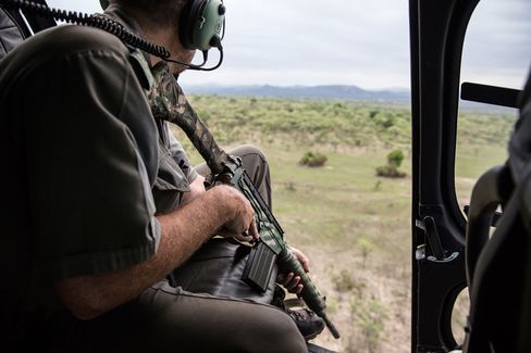 Anti-poaching Measures in the Kruger National Park