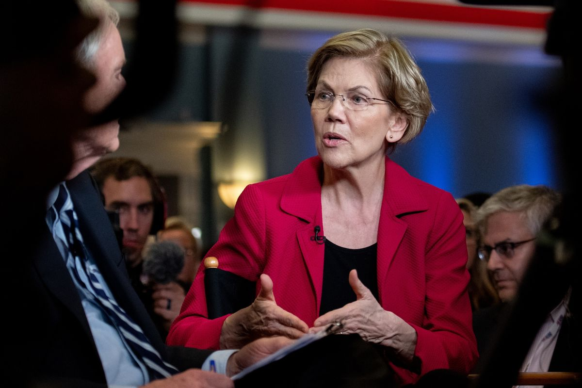Native Americans Ask Warren to Fully Retract Ancestry Claims