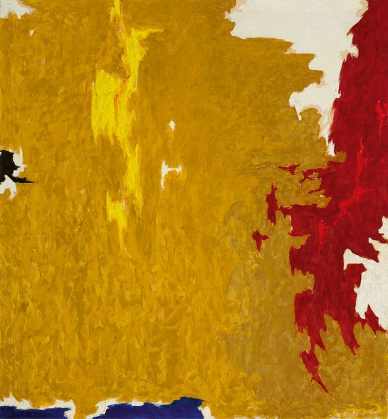 Oil Heiress's $150 Million Art Collection Could Ease aMarket Crunch