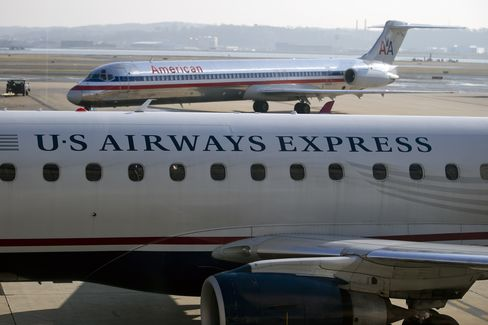 Delta Joins US Airways Beating Profit Estimates as Jets Fly Full