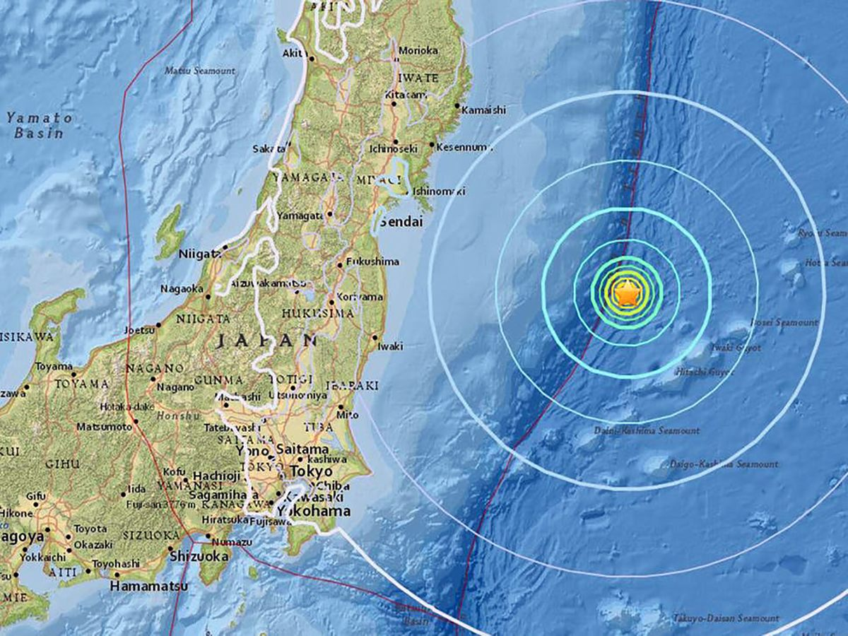 'Overstated Magnitude' Caused Quake Alert That Set Tokyo on Edge
