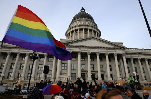 Same-Sex Marriage Supporters