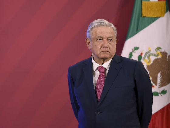 Mexico's AMLO Plays Energy Nationalism Card Ahead of Key Vote