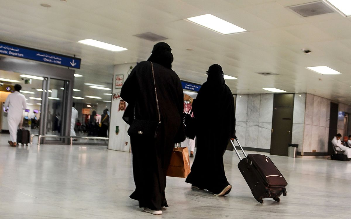 Disbelief, Joy and Resistance as Saudi Women Get First Passports