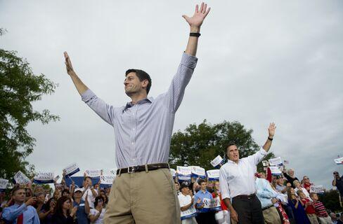 Ryan Pick Begins Mega-Debate Over Fiscal Policy: BGOV Insight