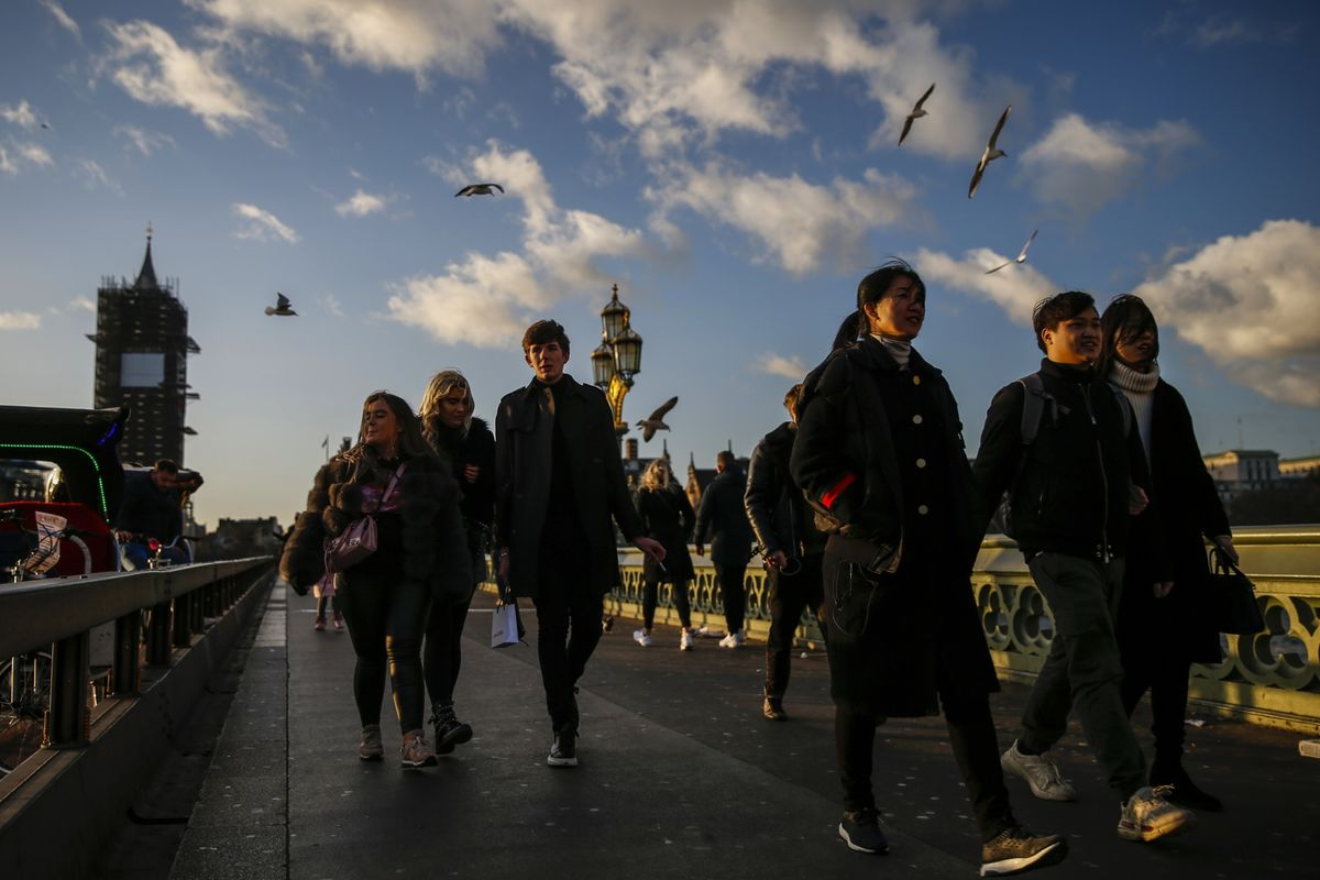 U.K. Economy Avoids Contraction Amid Post-Election Bounce