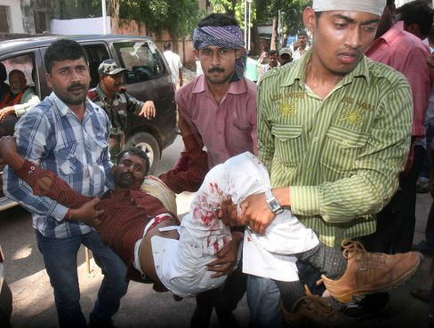 Indian Bomb Blasts