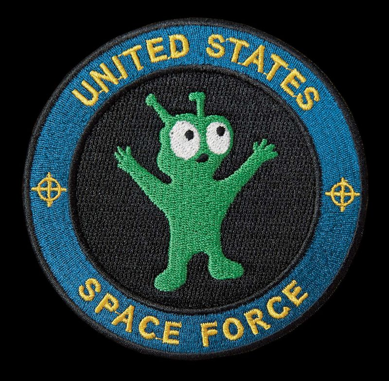 Eight Logos For Trumps Space Force From Milton Glaser And More