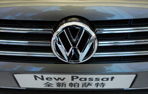 Volkswagen in China
