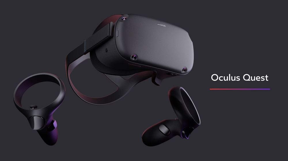 70802ff2b43f Facebook Unveils Oculus Quest Wireless VR Headset for  399 - Bloomberg