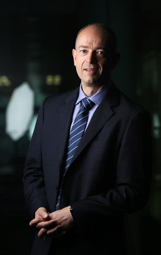 ARM Holdings CEO Simon Segars