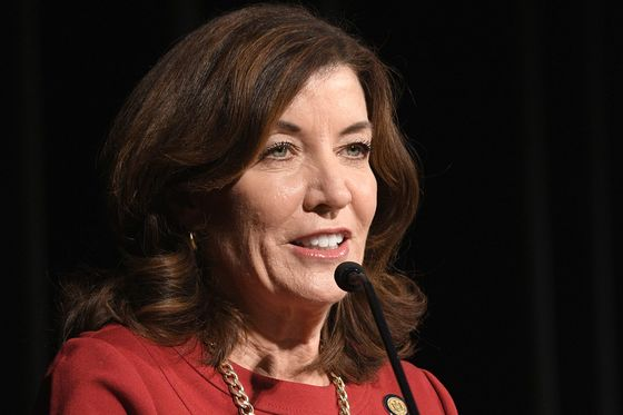 New York's First Female Governor Kathy Hochul Must Clean Up After Cuomo Fallout