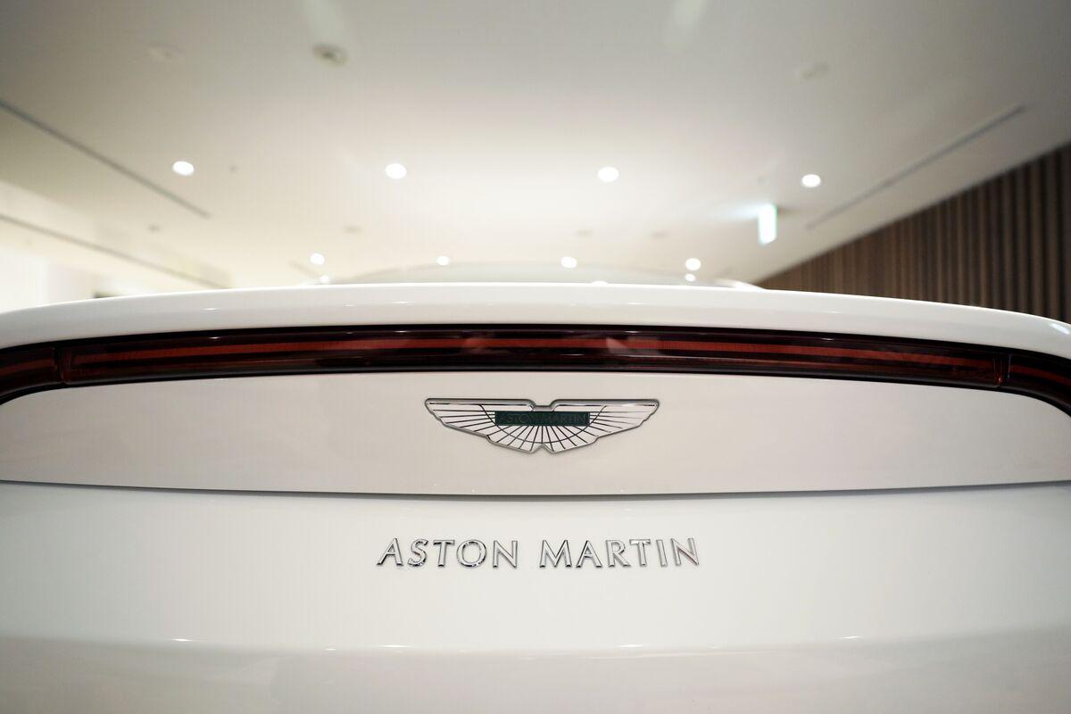 Aston Martin Raises $150 Million to Help Fund SUV Launch