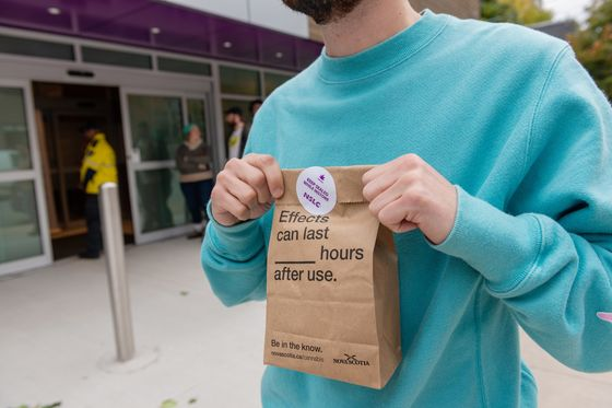 Marijuana Shortages Abound in Canada Amid Application Flood