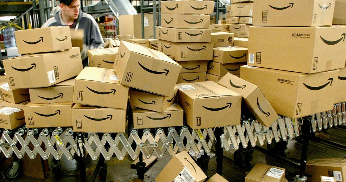 Amazon Captures 5 Percent of American Retail Spending. Is That a Lot?