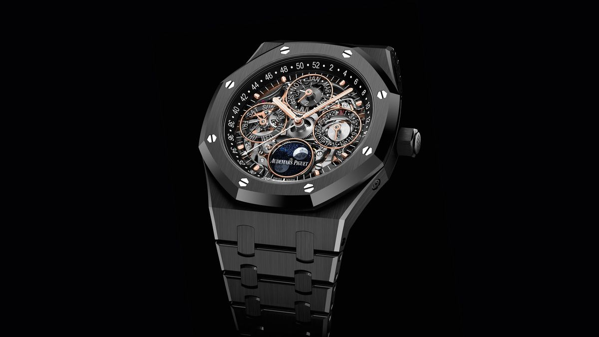 One of the Hottest Watches on the Planet Is Now Even Hotter