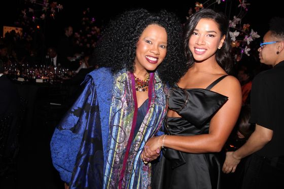 Wall Street Merges With Harlem at 'Met Gala of the Art World'