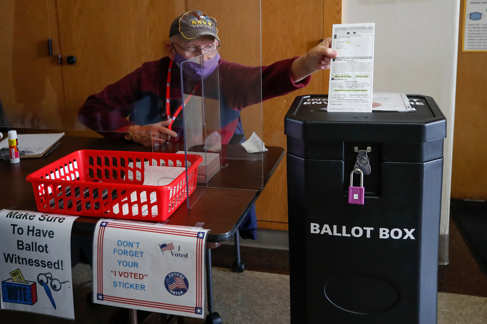 US-VOTE-WISCONSIN