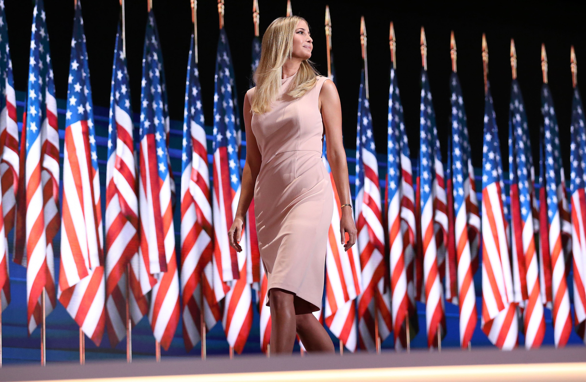 Will Ivanka Trump's China-Made Clothing Line Survive Her Dad's Trade War?