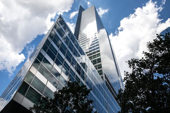Hardly Anyone Is Actually Inside Wall Street's Big Office Towers