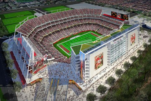 Why Levi Strauss Is Putting Its Name on the 49ers Stadium