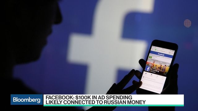 Facebook: Russian group spent $100000 on ads during 2016 election