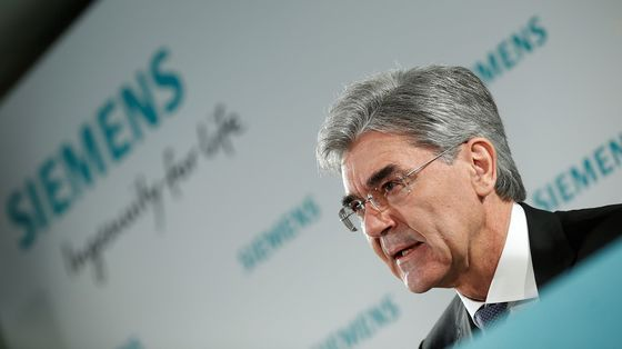 Siemens Issues Cautious 2021 Outlook as Pandemic Seen Waning