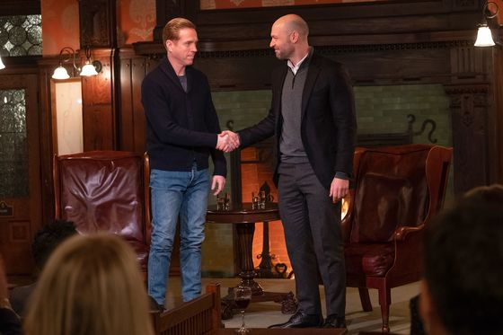 In New Season of 'Billions,' Axelrod Battles an Altruistic Rival