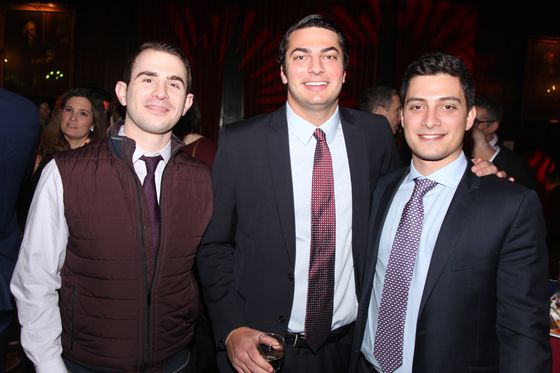 Wall Street Rallies for Squash in Harlem at Harvard Club Benefit