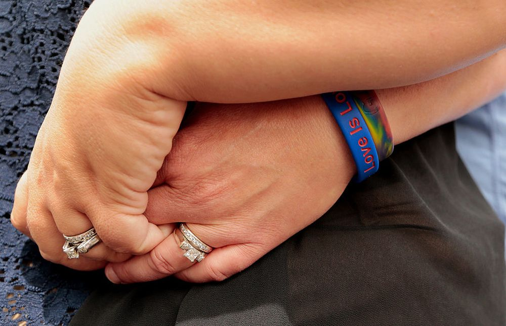 Cherokees' Gay-Marriage Law Is Traditional
