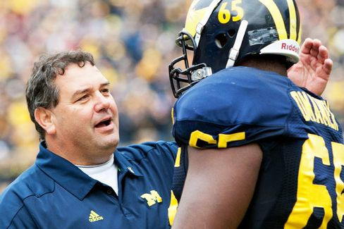 Business Lessons From the Michigan Locker Room
