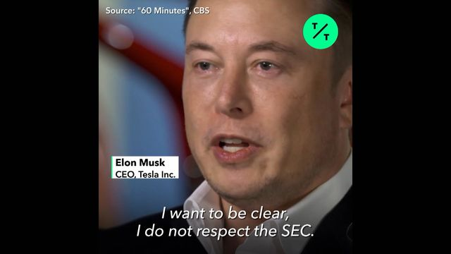 Elon Musk Blasts SEC, United Auto Workers in '60 Minutes' Interview
