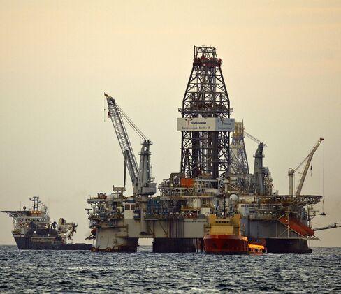 BP, Anadarko Lead Energy Rebound as Cap Stops Spill