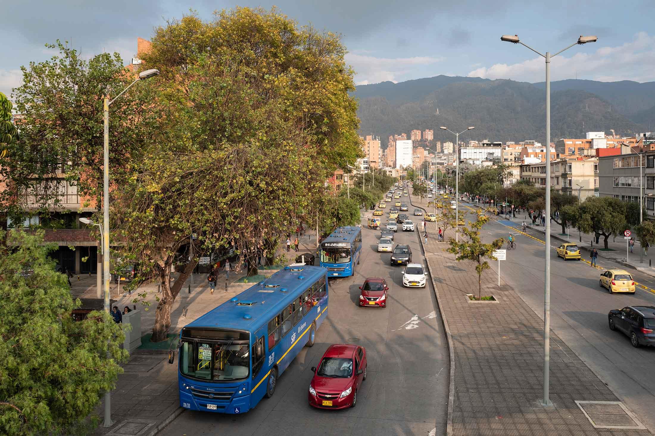 Mercenaries, Spies, and Double Agents Gather En Masse in Bogotá