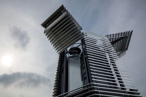 Smog Free Tower, Rotterdam, The Netherlands