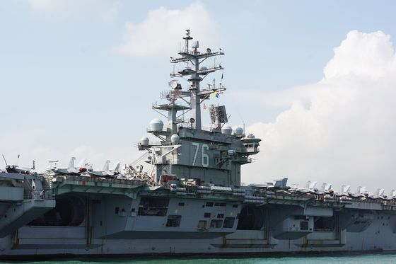 U.S. Warships Visit Hong Kong for First Time Since Entry Barred