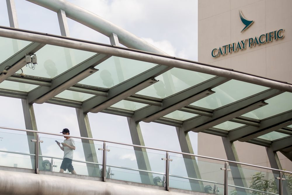 Cathay Pacific Data Breach Probed by Hong Kong's Watchdog