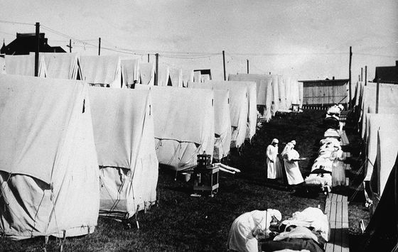 Pandemic Shutdowns Actually Helped Economic Growth in 1918 Flu
