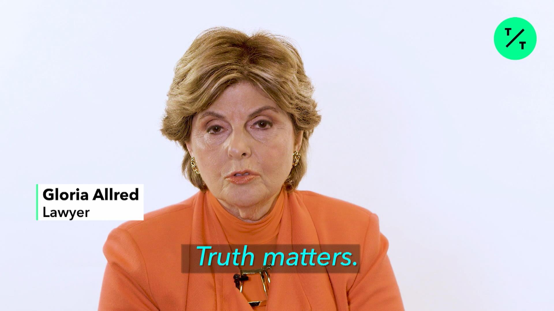 Gloria Allred on Kavanaugh's Nomination