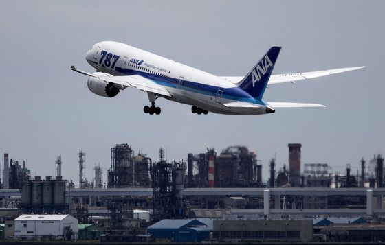 ANA to Scrap 113 Flights for Rolls-Royce Engine Inspections