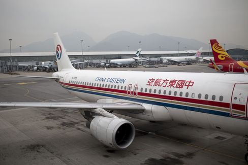 China Eastern Aircraft