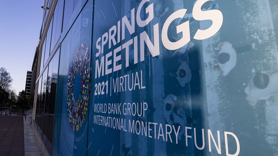IMF Lifts Global Growth Forecast, Warns of Diverging Rebound