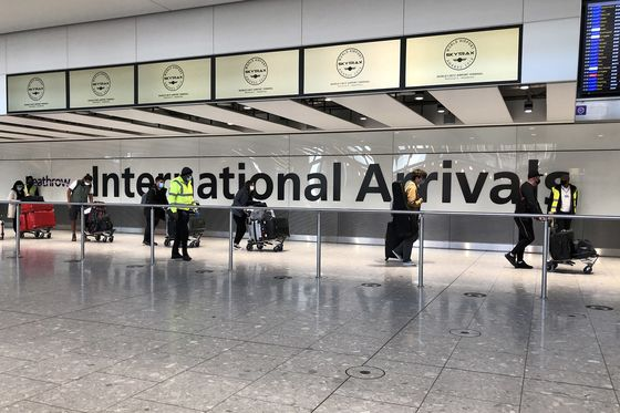 Brits Finally Traveling Again Means Long Lines and Costly Tests